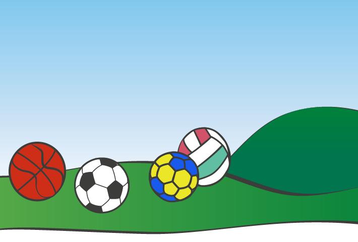 Ballspiele mittwochs