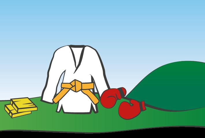 Eltern – Kind – Judo